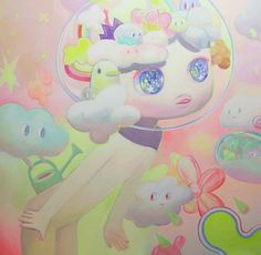 Somewhere Between Cute and Surrealism: Interview with So Youn Lee | Hi-Fructose Magazine