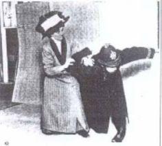 Edith Garrud. Jujitsu