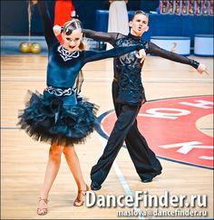 Латина.   DanceFinder