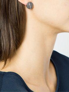 Camila Klein strass embellished earrings