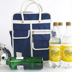 Is it #gintime yet? #picnicpannier #goodordering #summer ✌️