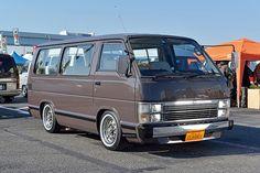 Toyota Hiace 50 | Lowered, JDM