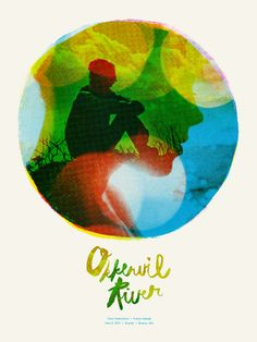 Okkervill River poster by Scott Campbell
