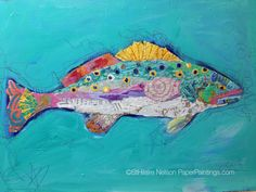 Spotted Trout - Elizabeth St. Hilaire Nelson