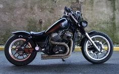 Honda Shadow 500 Bobber