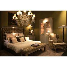 Красивая спальня с мебелью и декором от Guadarte #furniture #мебель #дизайн_интерьера #идеал_интерьер #арбат #decor