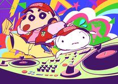 Sinchan Wallpaper, Cartoon As Anime, Crayon Shin Chan, Character Art, Pikachu, Illustration Art, Gallery, Artwork, Cute