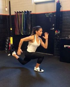 """9,207 Likes, 238 Comments - Alexia Clark (@alexia_clark) on Instagram: """"TRX MIX  1. 15 each side  2. 10 reps  3. 15 each side  4. 15 each side  5. 15 reps  3 ROUNDS!…"""""""