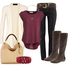 """""""I Love Fall!"""" by heather-rolin on Polyvore"""