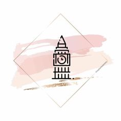 Pink Instagram, London Instagram, Instagram Logo, Instagram Feed, Instagram Theme Ideas Color Schemes, Instagram Spacers, Story London, Instagram Symbols, Highlights