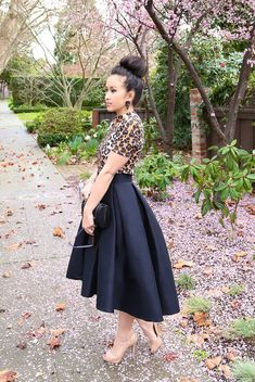 The High Low Skirt by KTRCOLLECTION on Etsy