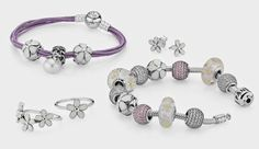 Pandora Spring Collection 2014, pandora charms, pandora spring collection, Soft Spring Flora, Delicate Butterflies, Sparkling Butterfly, Flo...