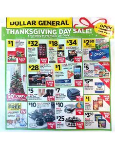 Dollar General Black Friday 2015 - http://www.olcatalog.com/grocery/dollar-general-black-friday.html