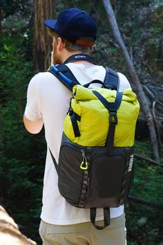 Thule Quickfire - DSLR Dayhiking Backpack by Brent Radewald