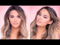 Drugstore Valentine's Makeup Tutorial - YouTube