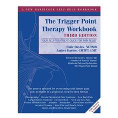 The Trigger Point Therapy Workbook   Clair Davies   OPTP