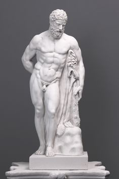 Farnese Hercules Statue