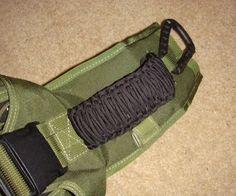 Paracord Strap Wrap