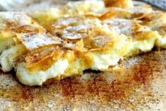 See related links to what you are looking for. Greek Sweets, Greek Desserts, Greek Recipes, Cookbook Recipes, Dessert Recipes, Cooking Recipes, Vegan Sweets, Healthy Sweets, Greek Cookies