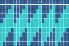 Resultado de imagen para tapestry crochet patrones
