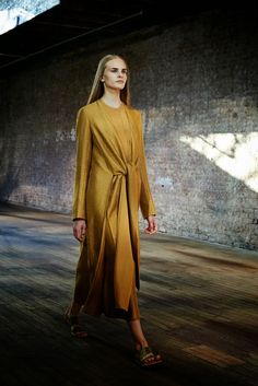 Serendipitylands: FASHION WEEK NEW YORK SPRING 2015 - THE ROW