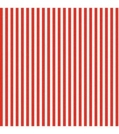 Red/White-Festival Stripe Fabric-8 yard bolt