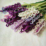 "70 Likes, 11 Comments - 솔솔(바람솔~솔~) (@solsol_breeze) on Instagram: ""입체하트 #태팅 #tattinglace #tatting"""