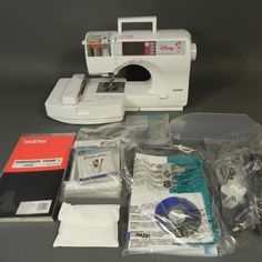 se 270d computerized sewing and embroidery machine