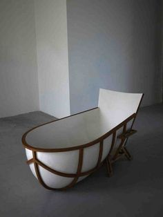 bathtub by a Chair