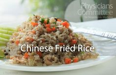Email - Food for Life Recipe of the Week: Chinese Fried Rice - Physicians Committee for Responsible Medicine (PCRM)