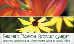 Fairchild Tropical Botanical Gardens, Coral Gables, FL