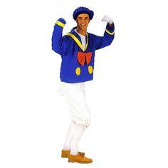 Donald code produit : 952-191 et 952-192 3 pièces : Tunique, Pantalon et Coiffe.Taille(s) : 52 et 56.