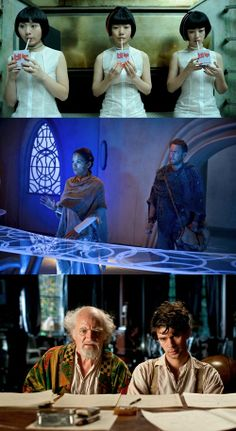 there ain't no journey what don't change you some. Cloud Atlas, Fiction Film, Science Fiction, David Mitchell, Movie Screenshots, Best Cinematography, Partition, True True, Pose Reference