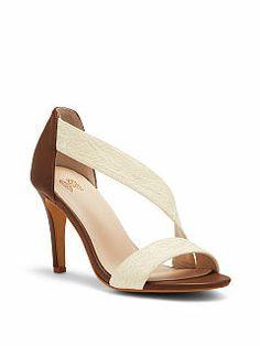 Asymmetric Sandal