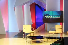 set design for tv Design Set, Stage Design, Studio Design, Tv 3d, Virtual Studio, Tv Sets, Entertainment Center Decor, Tv Decor, Best Tv