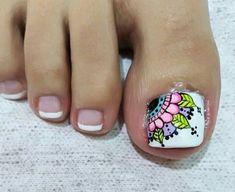 Pedicure Nail Art, Manicure, Magic Nails, Pretty Nails, Acrylic Nails, Nail Designs, Hair Beauty, Lily, Saris
