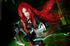 Katarina by ~LeNekoLightplay on deviantART