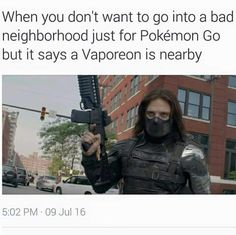 You PokeGo Bucky!