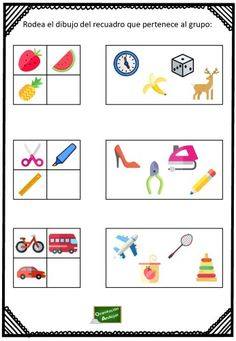 Activities For One Year Olds, Fun Worksheets For Kids, Kids Activities At Home, Science Worksheets, Preschool Learning Activities, Preschool Activities, Pre-school Books, Body Parts Preschool, Visual Perception Activities