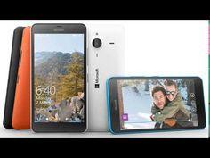 Microsoft Lumia 640 and Lumia 640 XL