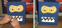 Fala, mãe!: kids crafts