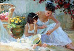 Vladimir Volegov Paintings Gallery | Vladimir Volegov