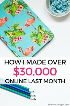 This is my two year anniversary of sharing online income reports! With my very first online income report, I made $60! Two years later, I just earned over $30,000 in one month. Learn how my online blog income has increased in the past two years.