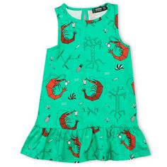 147bc7c9b91 Gorgeous bright organic dresses and skirts from Don t Grow Up