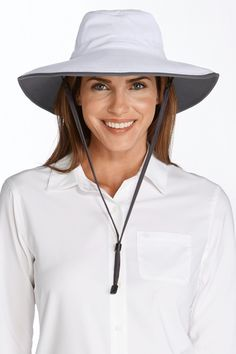 21d9de34 Perfect for blocking UV rays while gardening, hiking or boating, our womens  sun hat