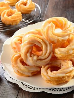 Kitchen Time, Churros, Doughnut, Nom Nom, Peanut Butter, Dessert Recipes, Food And Drink, Sweets, Baking