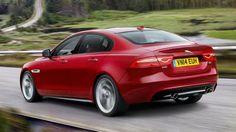 2015 Jaguar XE. The X-Type replacement.