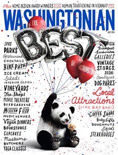 Washingtonian Best Of by Lauren Hom