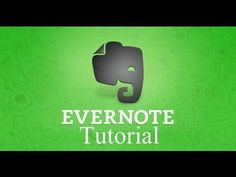 Evernote Tutorial (L