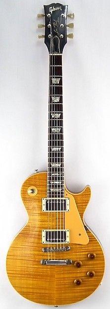 Gibson 1978 Les Paul Lemon Drop